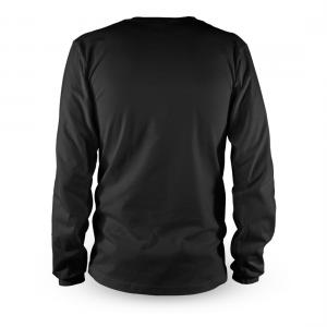 Tricou cu mânecă lungă, pentru downhill si enduro, Loose Riders, C/S BLACK