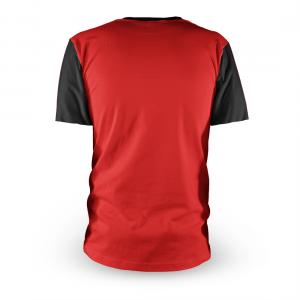 Tricou cu mânecă scurtă, downhill/enduro, Loose Riders, C/S RED S