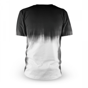 Tricou cu mânecă scurtă, downhill/enduro, Loose Riders, DIPPED WHITE S