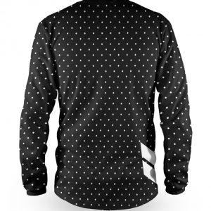 Tricou cu mânecă lungă, downhill/enduro, Loose Riders, OREO