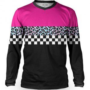 Tricou cu mânecă lungă, downhill/enduro, Loose Riders, TUBULAR