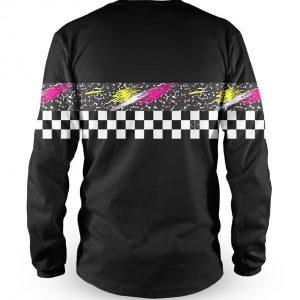 Tricou cu mânecă lungă, downhill/enduro, Loose Riders, BOMBER